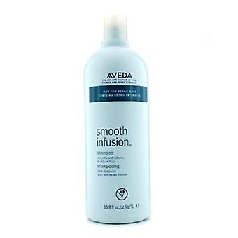 Aveda Smooth Infusion Shampoo (New Packaging - Salon Product) - 1000ml/33.8oz