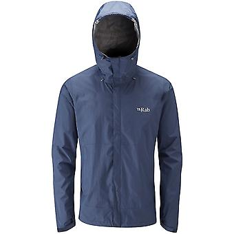 Rab Downpour Jacket Twilight (Medium)