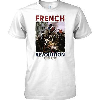 French Revolution 1789 - 1799 - Kids T Shirt