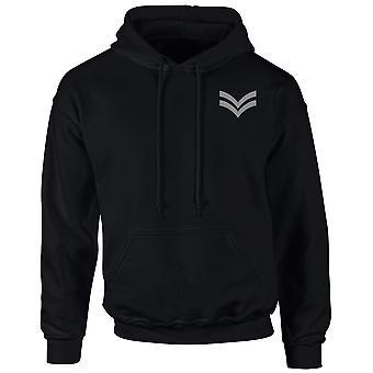 RAF korporaal punthaken - officiële Koninklijke Luchtmacht Hoodie Hooded Sweatshirt