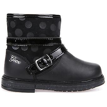 Geox Girls Glimmer B64D6A Boots Black