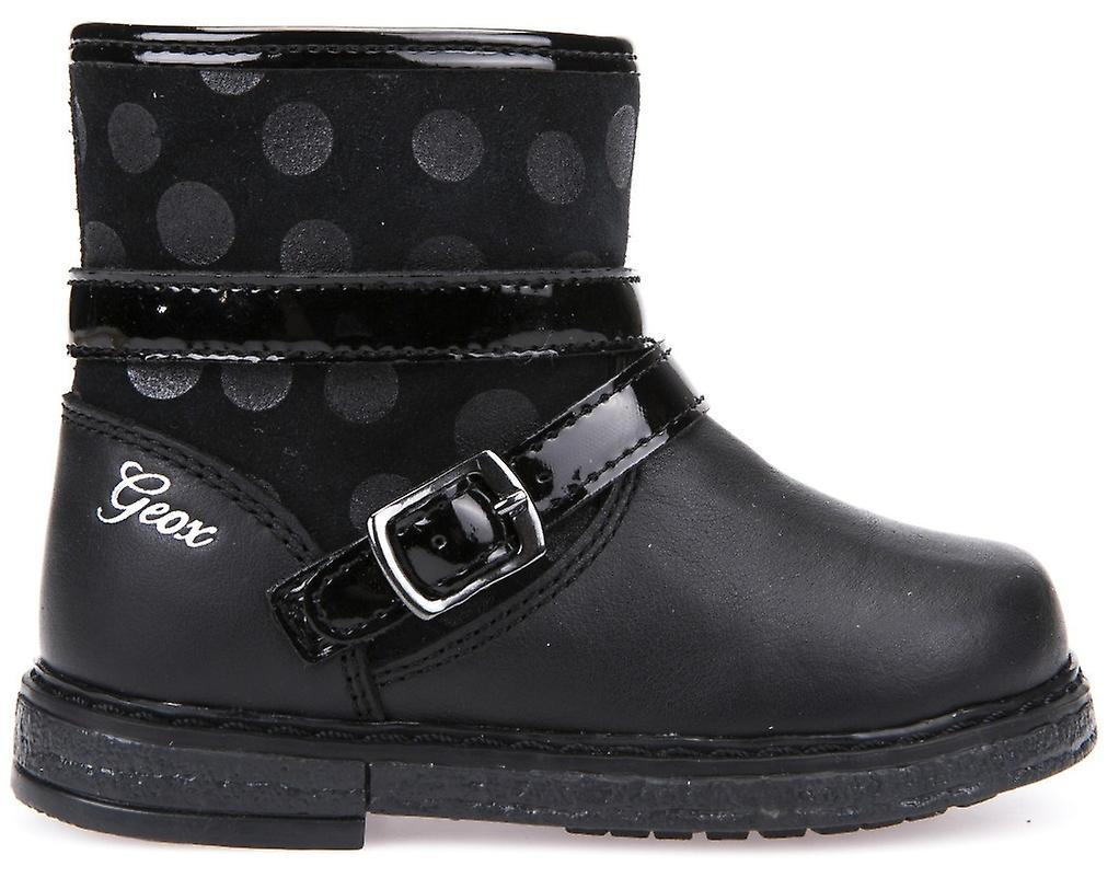 Geox filles lueur B64D6A bottes noir