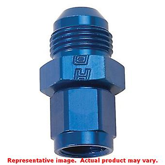 Russell Adapter Fitting - Misc 659960 Blue -6AN to -8AN Fits:UNIVERSAL 0 - 0 NO