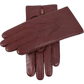 Dents Oxford Hairsheep Leather Gloves - English Tan
