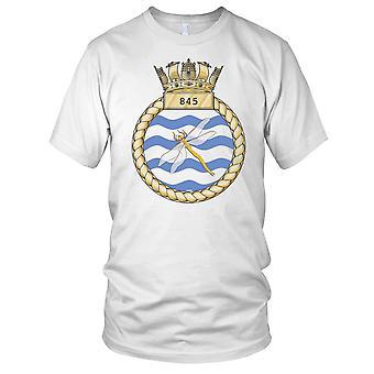 Royal Navy flota Air Arm 845 Naval Air Squadron męskie T Shirt