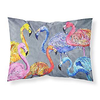 Flamingo Six détecte l'humidité wicking tissu taie d'oreiller standard