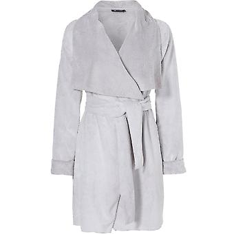 Pastunette 7072-306-1-130 Women's Luxe Old Lace Robe Loungewear Bath Dressing Gown