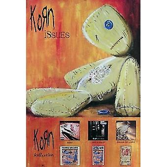 Korn Issues Poster