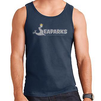 The IT Crowd Seaparks Men's Vest