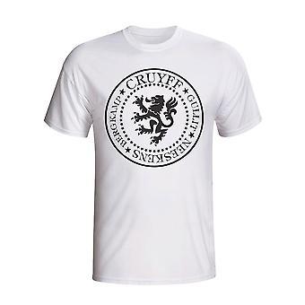 Holland prezydenckich T-shirt (biały) - dla dzieci