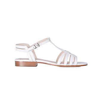 Franca women's 1714BB White Leather sandals