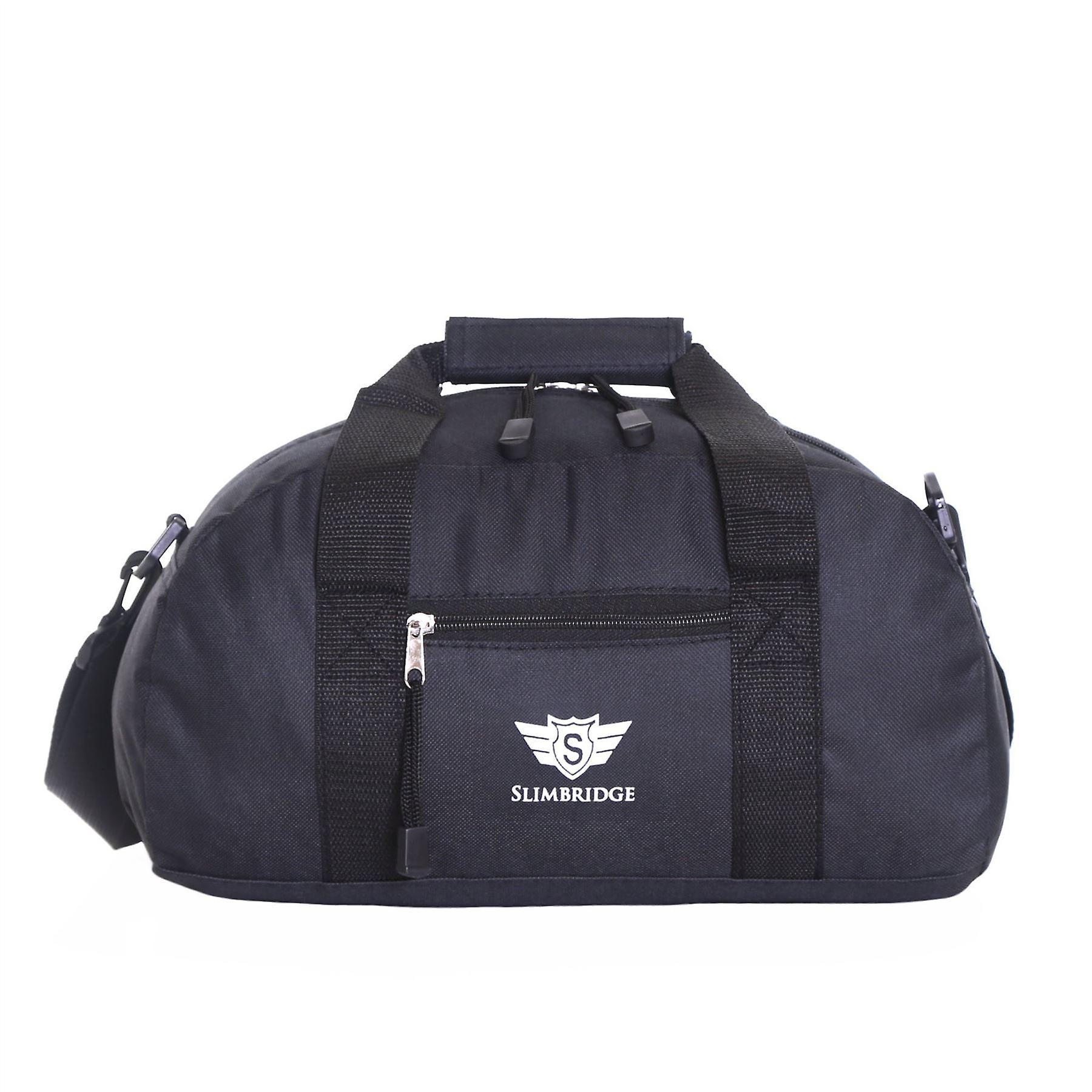 Slimbridge Elgin Small Ryanair Cabin Bag, Black