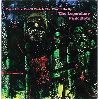 Legendariske Pink prikker - fra her du 'Ll se verden gå ved [Vinyl] USA import