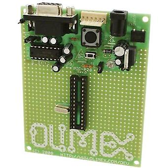 PCB prototyping board Olimex PIC-P28-20MHz