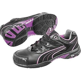 Safety shoes S2 Size: 40 Black, Violet PUMA Safety Stepper Wns Low 642880 1 pair