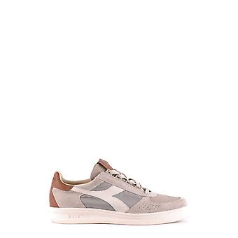 Diadora men's MCBI094066O grey suede of sneakers