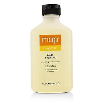 Mop MOP C-System Clean Shampoo - 250ml/8.45oz