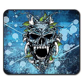 Hell Demon  Non-Slip Mouse Mat Pad 24cm x 20cm | Wellcoda