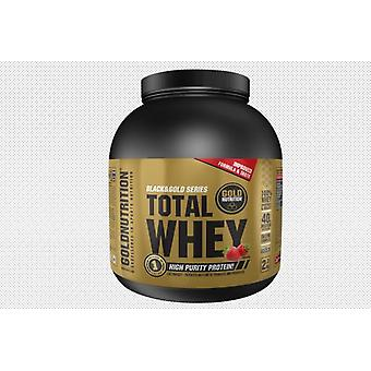 Gold Nutrition Total Whey Fresa 2 kg (Sport , Muscle mass , Proteins)
