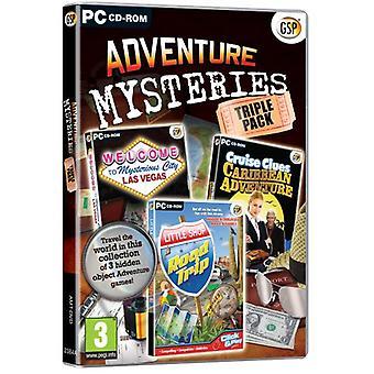 Adventure Mysteries Triple Pack (PC CD)