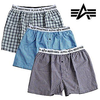 Alpha industries Bodywear Boxer controllato
