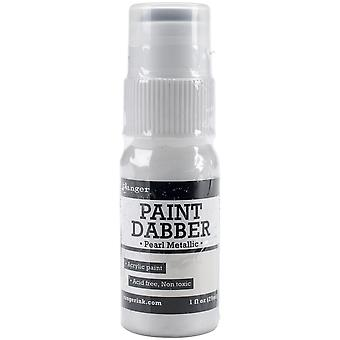 Paint Dabbers 1oz-Pearl Metallic