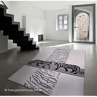 Tiger-Teppich