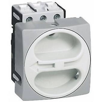 BACO BA174101 Isolator switch lockable 32 A 1 x 90 ° Grey 1 pc(s)
