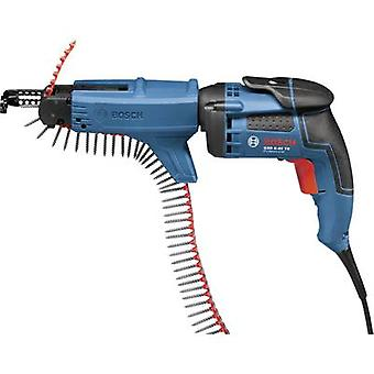 Bosch Professional GSR 6-45 TE + MA 55 Dry wall screwdriver (mains powered)