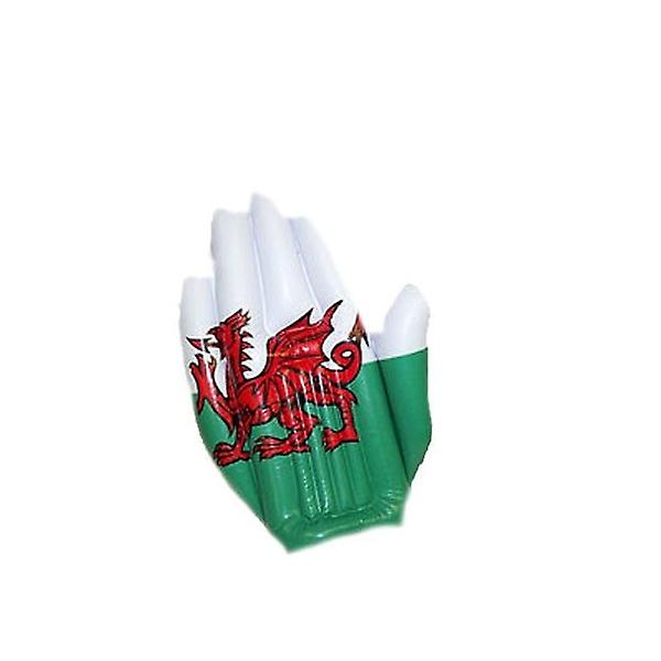 Union Jack Wear Wales Dragon Inflatable Hand