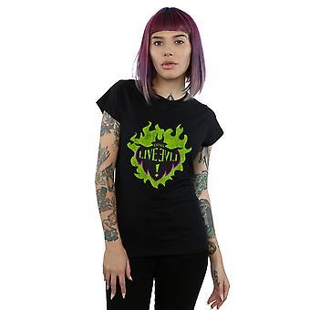Disney Women's The Descendants Maleficent Long Live T-Shirt