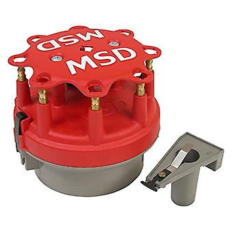 MSD 8414 Cap-A-Dapt Distributor Cap and Rotor