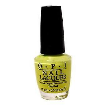 OPI Nail Lacquer Tart Green Apple 15 ml