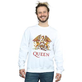 Королева мужчин гребень логотип Толстовки