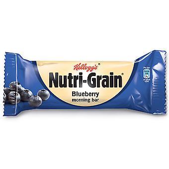 Kelloggs Blueberry Nutri Grain Bars