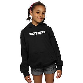 Vrienden meisjes Logo blok Hoodie