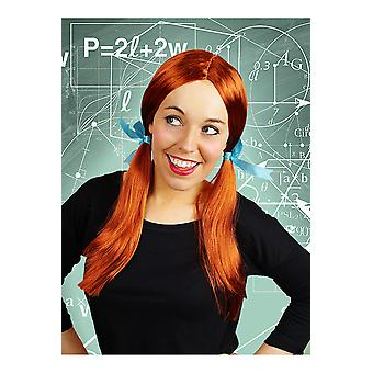 Wigs  Wig schoolgirl redhead