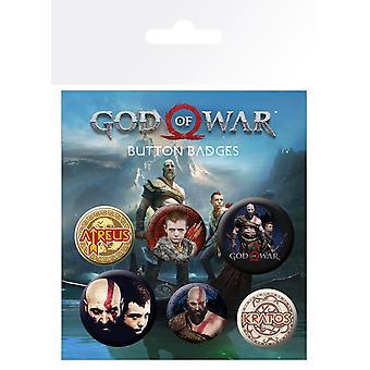 God Of War Mix merke Pack