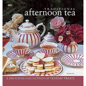 Traditional Afternoon Tea - a Delicious Collection of Teatime Treats b