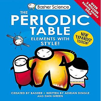 Basher Science - the Periodic Table (Main Market Ed.) by Simon Basher