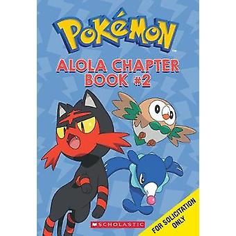 Battle for the Z-Ring (Pokemon - Alola Chapter Book #2) by Jeanette La