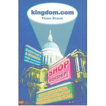 Kingdom.com - A Cautionary Tale by Thomas Braun - 9781853115547 Book