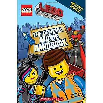 The Lego Movie: The Official Movie Handbook [With Poster]