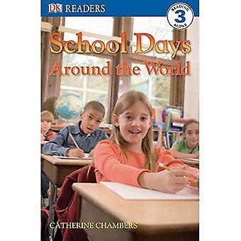 Koulupäivinä ympäri maailmaa (DK lukijat: taso 3)