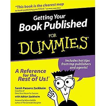 Ter seu livro publicado para Dummies