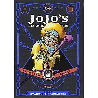 JoJo's Bizarre Adventure: Part 3--Stardust Crusaders, Vol. 4