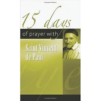 15 Days of Prayer with Saint Vincent de Paul