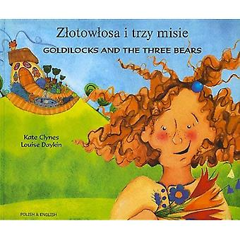Goldilocks and the Three Bears en polonais et en anglais