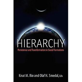 Hierarchie: Persistenz und Wandel in der sozialen Formationen