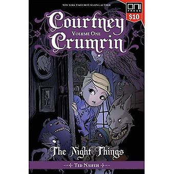 Courtney Crumrin Volume One: The Night Things - Square One Edition